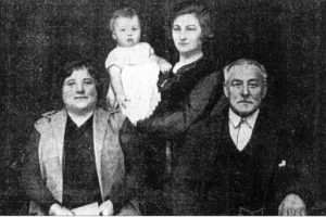 Biddall family generations