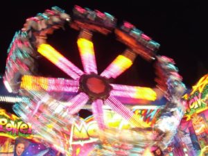 Fairground Ride Lights